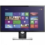 Монитор Dell SE2416H, 23.8 инча Wide LED, IPS Anti-Glare, FullHD 1920x1080, 6ms, 8000000:1 DCR, 250 cd/m2 - SE2416H