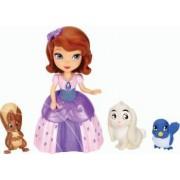 Figurina Mattel Printesa Sofia Si Animalele Prietene