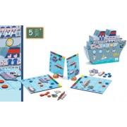 Djeco Board Game - Naviplouf Battleships