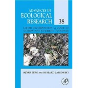 Advance in Ecological Research, Volume 38 by Hal Caswell