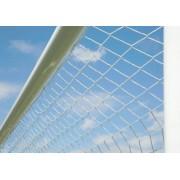 Plasa poarta fotbal 7,5 x 2,5 x 0,8 x 2 m, polipropilena