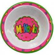 My Name Bowls Makayla USA Personalized Bowl