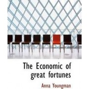 The Economic of Great Fortunes by Anna Youngman