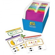 Educational Insights Hot Dots Math Standards-Based Review Cards-Grade 5