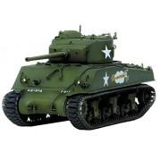 Asuka TaS 35036s - Modellino U.S. Medium Tank M4 A3, 76 Sherman Thunderbolt VI Limited Edition