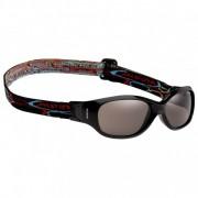 Alpina - Sports Flexxy Kids Ceramic Mirror Black S3 grau/schwarz
