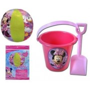 Minnie Mouse Bowtique Sand Bucket And Shovel + Beach Ball Set