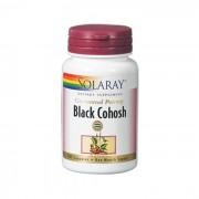 Solaray Black Cohosh (Cimicifuga) 120 Cápsulas Vegetales