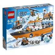 Lego City Arctic Icebreaker