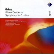 E. Grieg - Piano Concerto/ Symphony I (0825646045822) (1 CD)