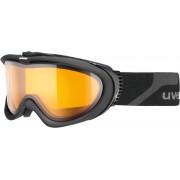 UVEX comanche LGL - Lunettes de protection - noir Masques