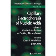 Capillary Electrophoresis of Nucleic Acids: Practical Applications of Capillary Electrophoresis v. 2 by Keith R. Mitchelson