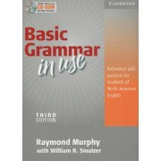 Basic Grammar in Use: Reference and Practice for Students of North American English [With CDROM]