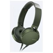 Sony MDRXB550APG.CE7 Extra Bass set căști (verde)