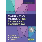 Mathematical Methods for Physics and Engineering by K. F. Riley