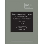 Business Organizations Law and Policy - CasebookPlus by Jeffrey Bauman