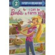 I Can Be a Farm Vet (Barbie)
