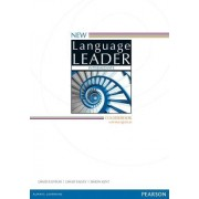 New Language Leader Intermediate Coursebook with MyEnglishLab Pack by David Cotton