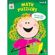 Math Puzzlers, Grade 2 by Creative Teaching Press