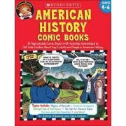 American History Comic Books by Joe D'Agnese