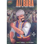 Ali Baba Fooling The Forty Thieves (an Arabian Tale) by Croall Marie P.
