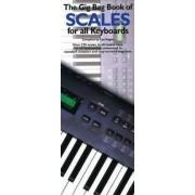 The Gig Bag Book of Scales for All Keyboards by Leonard Vogler