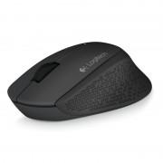 Mouse, LOGITECH M280, Wireless, Black (910-004291)
