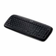 Tastatura Cu Fir Genius KB 110-X USB Negru