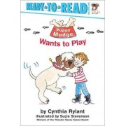Puppy Mudge Wants to Play by Cynthia Rylant