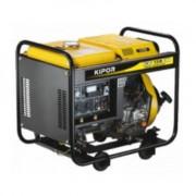 KDE 280 EW Kipor Generator de curent pentru sudura Diesel , putere motor 5 kVA