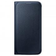 Bolsa Tipo Carteira EF-WG920PB para Samsung Galaxy S6 - Preto / Azul