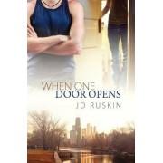When One Door Opens by JD Ruskin