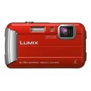 Panasonic Lumix DMC-FT30 (czerwony) - Raty 20 x 29,95 zł- dostępne w sklepach
