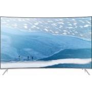 Televizor LED 124 cm Samsung 49KS7502 4K UHD Smart TV Ecran curbat