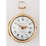 Zlaté kapesní hodinky Antoine Melly