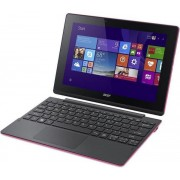 """Laptop 2in1 Acer Aspire Switch 10 SW3-013 (Procesor Intel® Atom™ Z3735F (2M Cache, up to 1.83 GHz), 10.1"""" IPS, Multi-Touch, 2GB, 64GB, Intel® HD Graphics, Win10 Home, Roz)"""