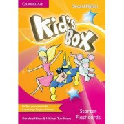 Kid's Box Starter Flashcards (Pack of 78) by Caroline Nixon