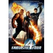 Fantastic Four DVD 2005