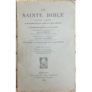 La Sainte Bible. Tome Xi, 2è Partie. Texte Latin Et Traduction Française D'après Les Textes Originaux Avec Un Commentaire Exégétique Et Théologique.