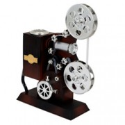 Animated Projector Music Box