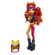 "My Little Pony Equestria Girls Sunset Shimmer stile sportivo Motocross ""Doll (Multicolore)"