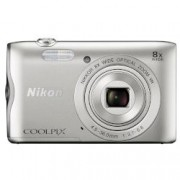 Digital Camera Coolpix A300 Silver