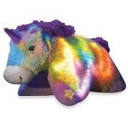 Pillow Pets Glow Pets Rainbow Unicorn 16