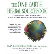 The One Earth Herbal Sourcebook by Alan Keith Tillotson