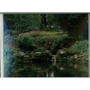 According to Hoyle - Gardeners Dream 550 Piece Jigsaw Puzzle Featuring Cascade Gardens in Banff, Can