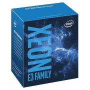 Intel Xeon ® ® Processor E3-1230 v5 (8M Cache, 3.40 GHz) 3.4GHz 8MB Smart Cache Box processor