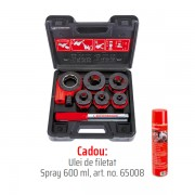 Clupa de filetat Rothenberger SUPER CUT 3/8 - 1.1/4 toli