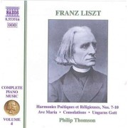 F Liszt - Complete Piano Works V.4 (0730099451628) (1 CD)