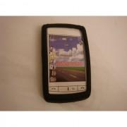 Husa Silicon Blackberry 9550 9520 Neagra BULK