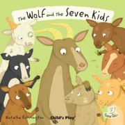 The Wolf and the Seven Little Kids by Natasha Rimmington